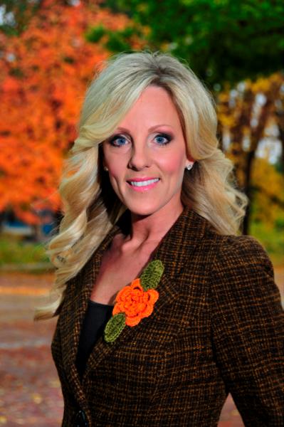 Introducing Ann Carroll For Minnesota Hockey Magazine