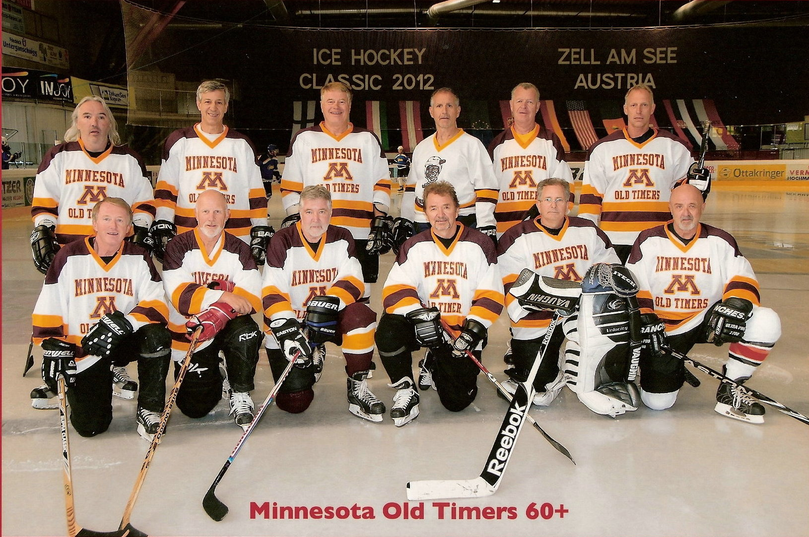 Minnesota 60+ Team Mines Gold in Austria Tourney ...