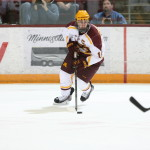 Featured Image: Nate Condon is no ordinary Gopher captain. (Photo: University of Minnesota Athletics)