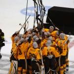41-0-0 Minnesota is a team in the truest sense of the word. (Photo by Jordan Doffing)