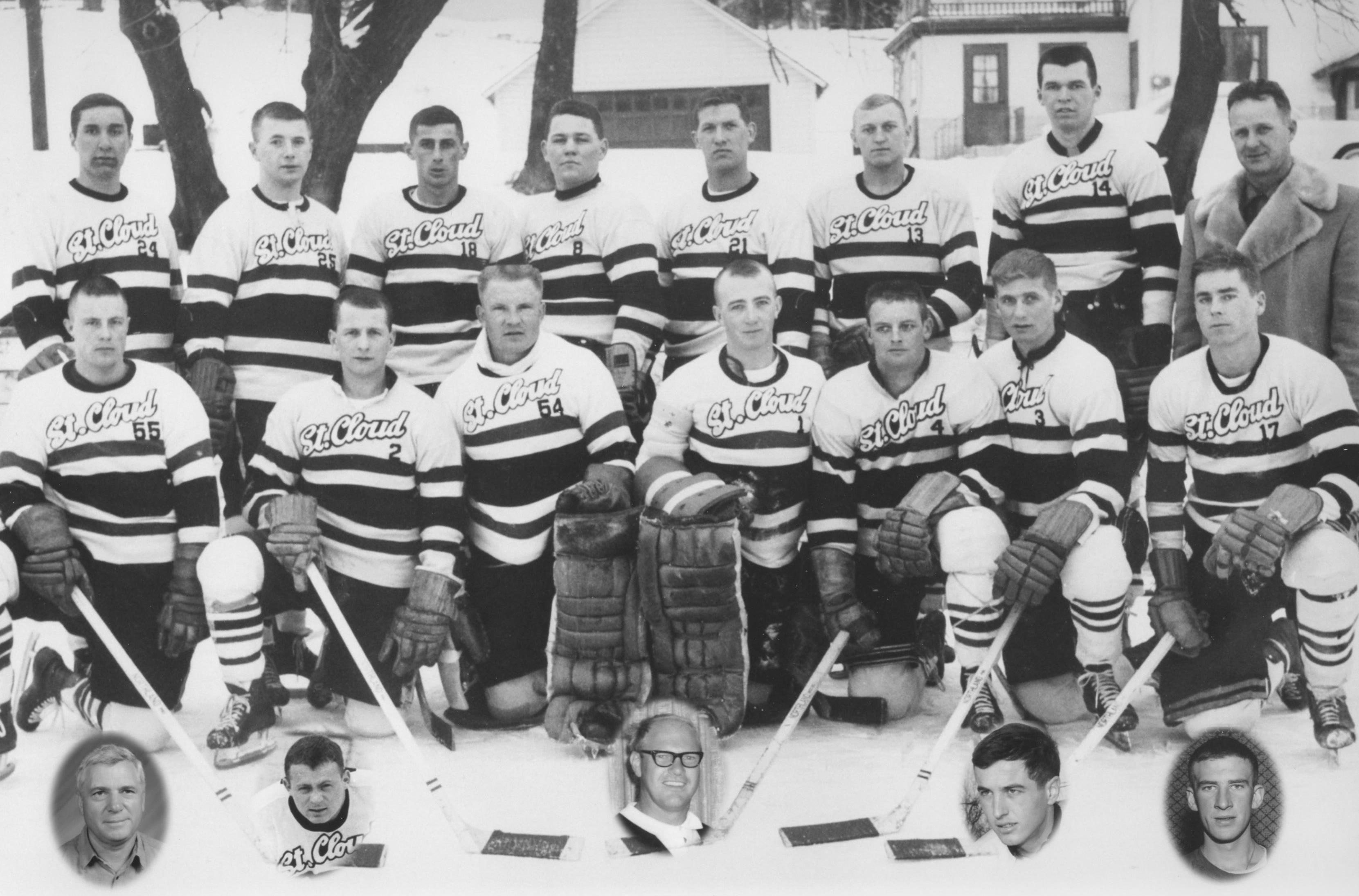 SCSC Team Pic 1962