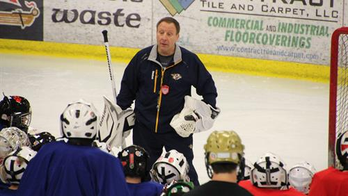Life Skills and Goalie Drills ~ An Interview with Mitch Korn