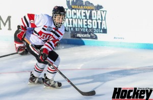 In January, Elk River hosts Hockey Day Minnesota 2014