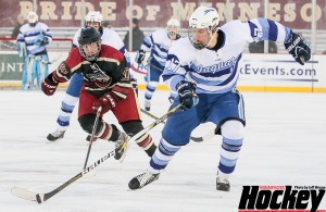 TCF hosts High School Hockey Face off-Jaguars upend Lakeville South