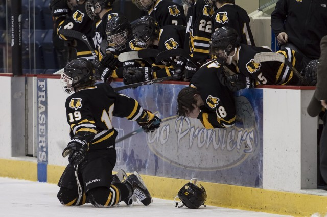 The Agony of Defeat-OT loss in section final