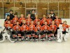 Featured Image: Brian Bonin (back row, center) is raising money for youth hockey in his hometown of White Bear Lake.