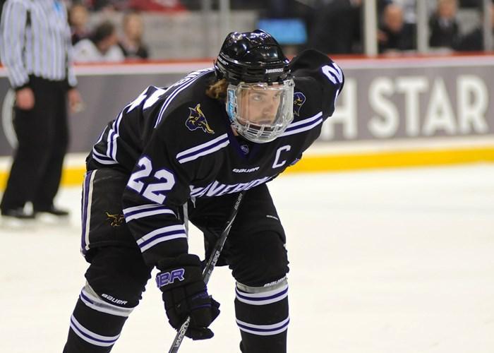 Johnny Be Good Minnesota Hockey Magazine