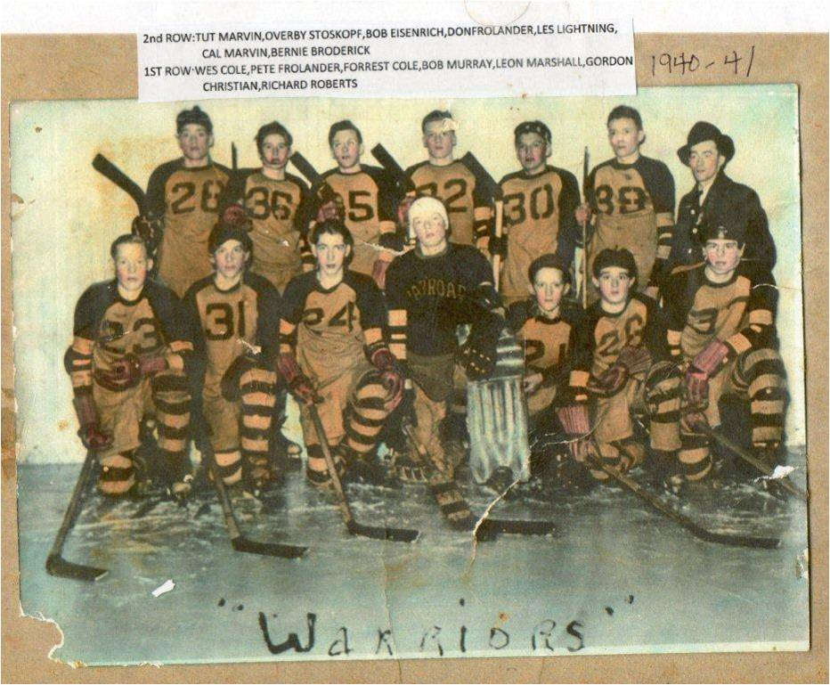 1940-41 Warroad
