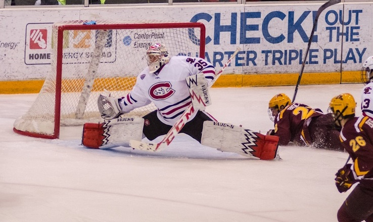 Top-ranked St. Cloud State To Face No. 10 Gophers In Weekend Series