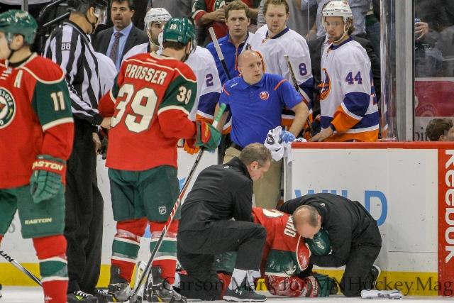 Ballard Injured