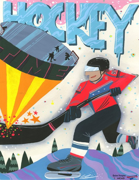 Illustration by Quinn Vraspier