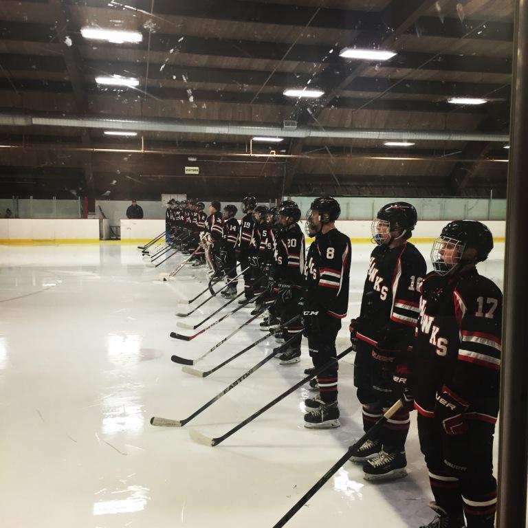 The Birth of a High School Border Battle - Minnesota Hockey