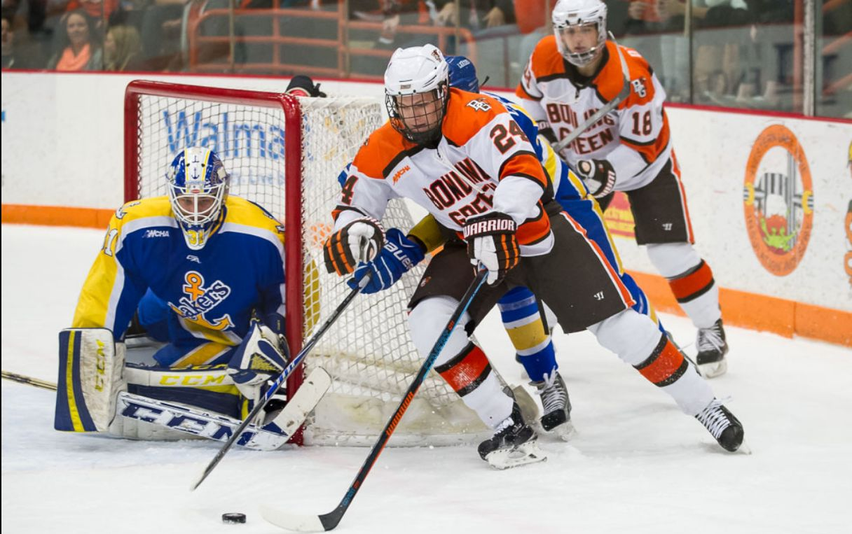 WCHA: Goalie Gordy Defiel Raising Raising Expectations For Lakers