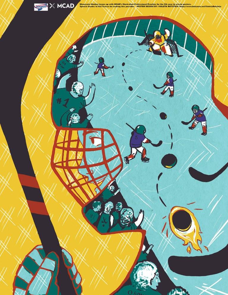 Illustration by Violeta Rotstein