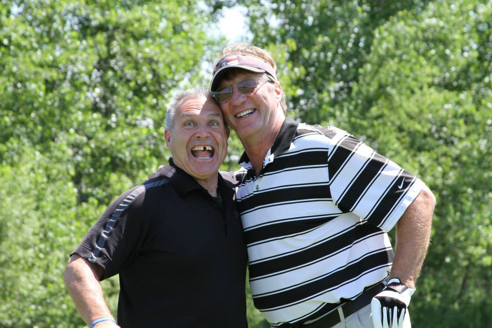 Bill Butters with  Jack Carlson