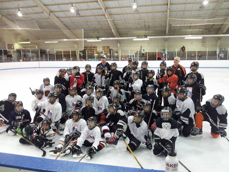 Hockey Mom's USA camp 2015 was all smiles