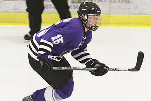 Minnesota State sophomore forward Elin Johansson (WCHA.com Photo)