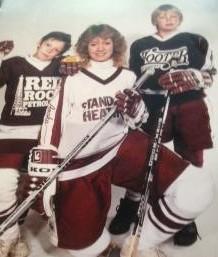 Judy Berg's kids