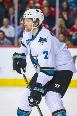 Paul Martin honed his skill under Guentzel and won two national titles while a Gopher from 2000 to 2003. (Mandatory Credit: Sergei Belski-USA TODAY Sports)