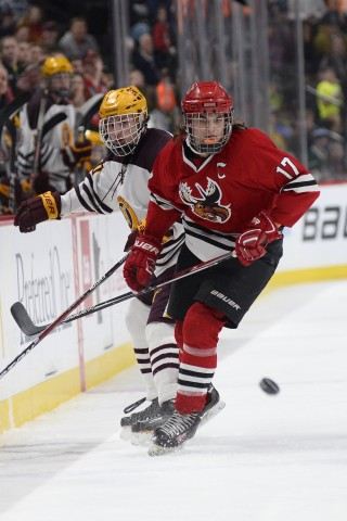 Nick Zwack (Photo by Tim Kolehmainen / Breakdown Sports USA)