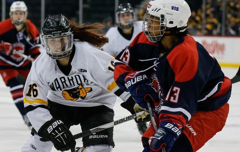 MN H.S.: Warroad Girls - A Minnesota Hockey Success Story