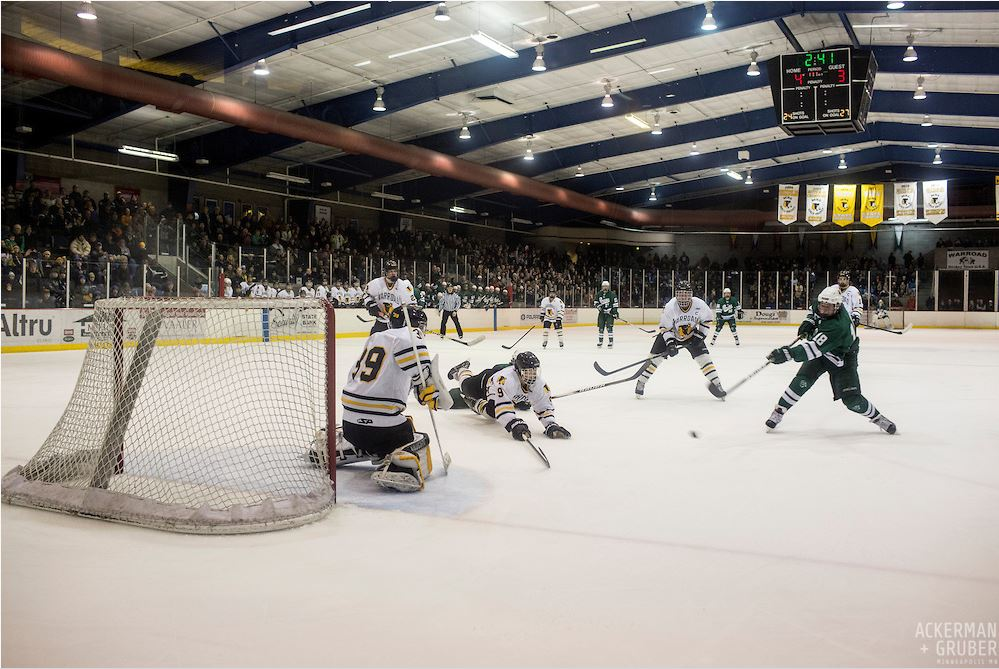 MN H.S.: THE Rivalry - Roseau And Warroad