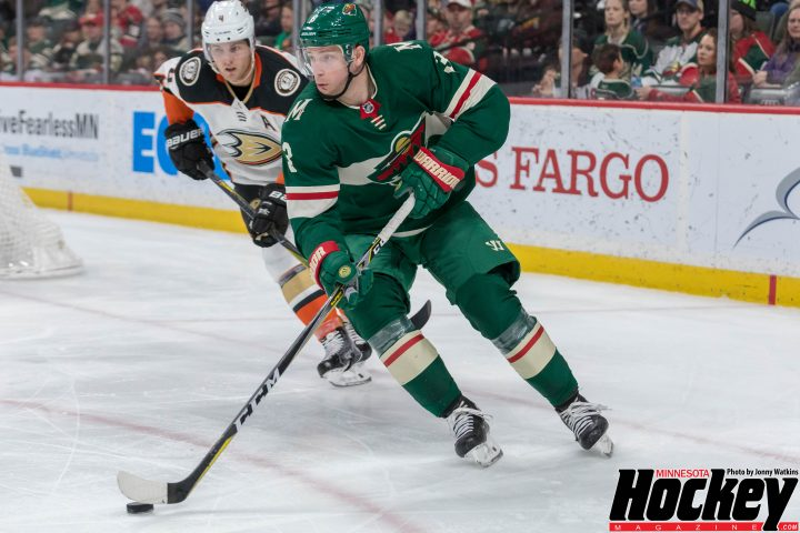What's Up With Charlie Coyle?