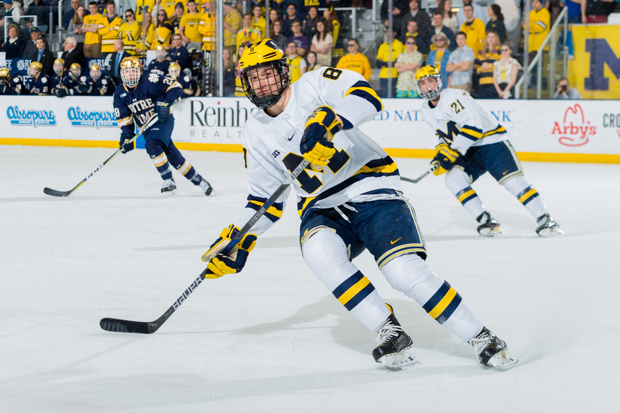 Frozen Four schedule, start times and live streams