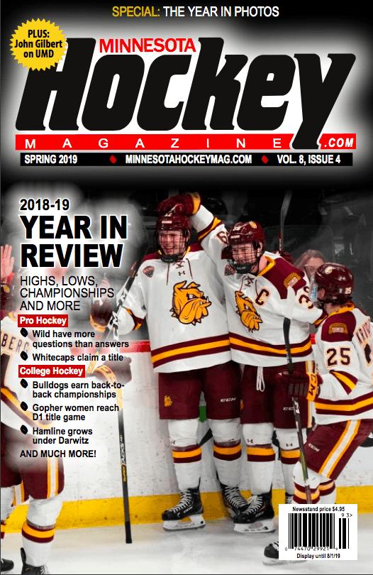 Minnesota Hockey Magazine Minnesota S Leading Online Hockey