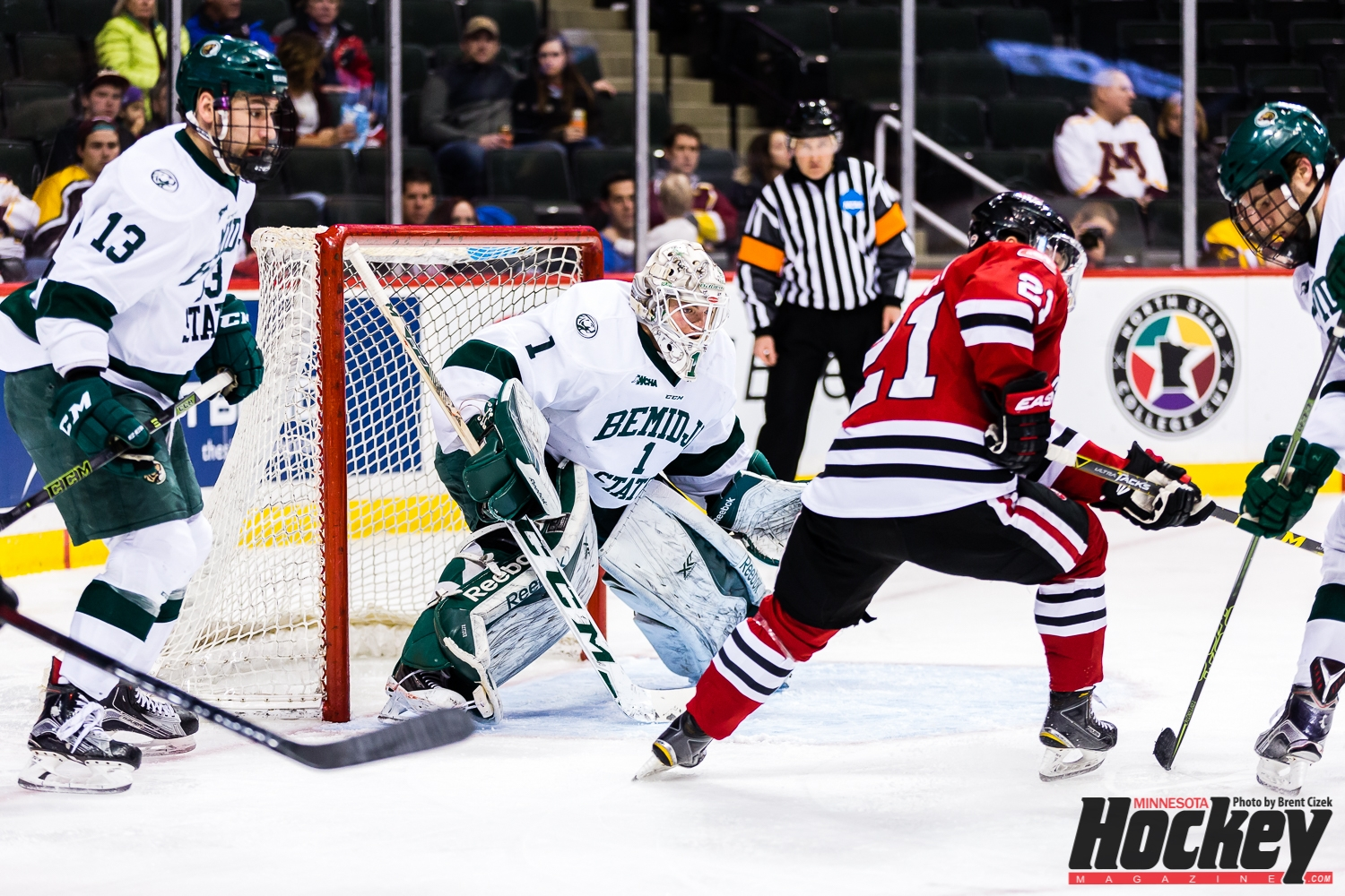 WCHA: Bemidji State Season Preview