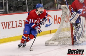 MN H.S.: A Shot And A Goal - Apollo's Brandon Bissett Makes His Shot Count In OT Win Over Breck