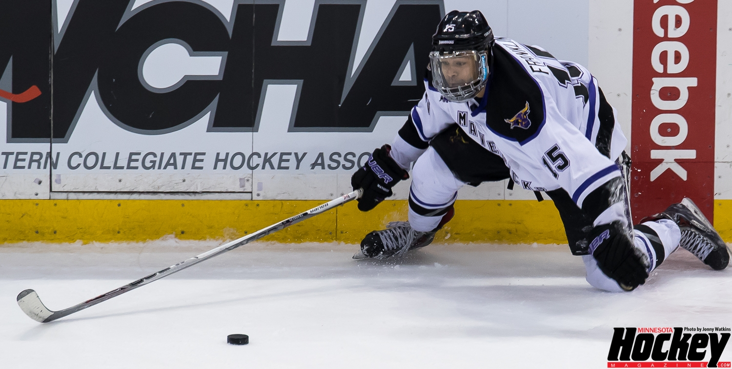 WCHA: Minnesota State Season Preview