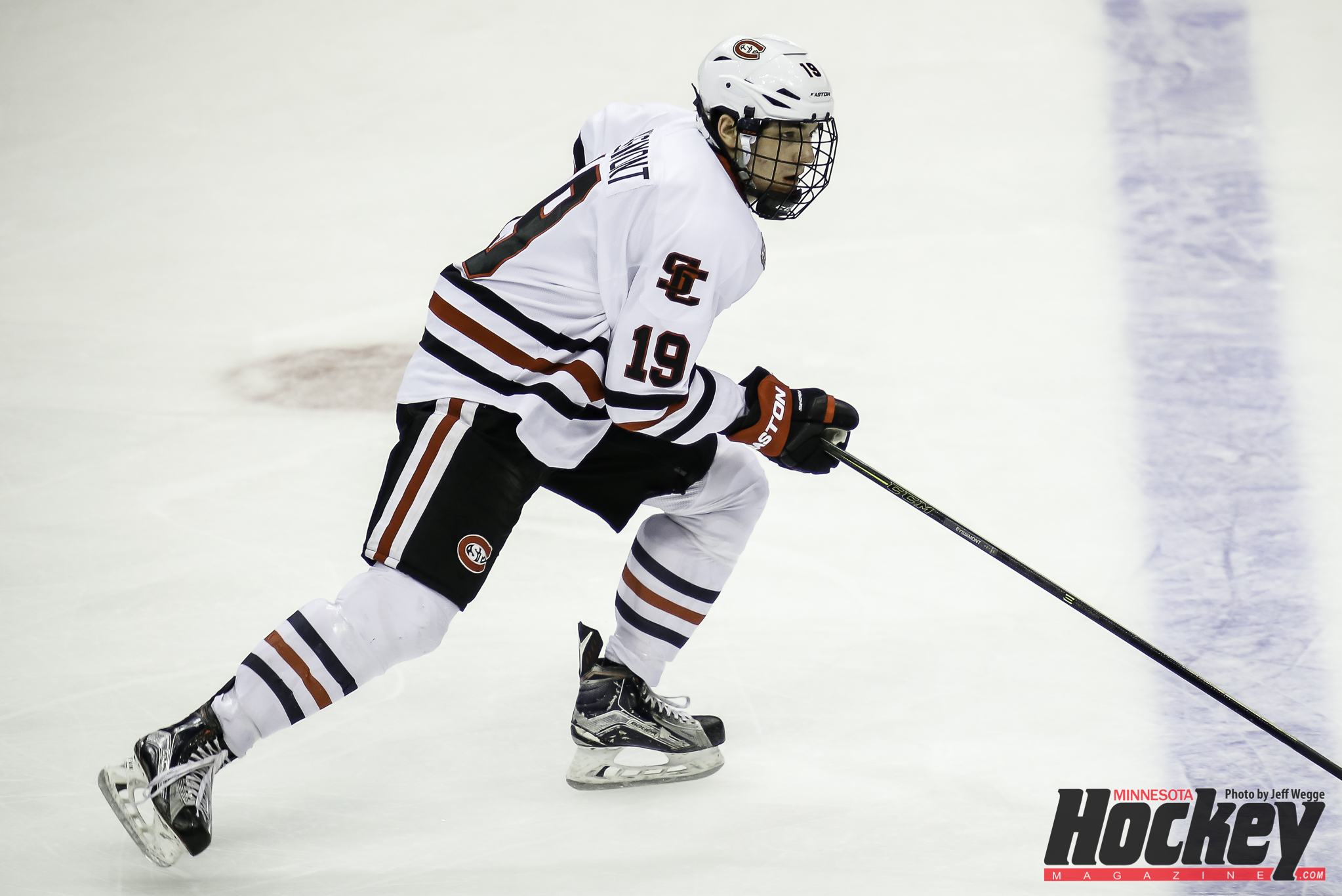 NCHC: St. Cloud State Season Preview
